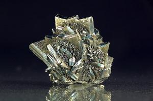 Nejhojnější minerál markazit